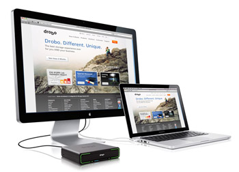 Power of Thunderbolt and Flexibility of USB